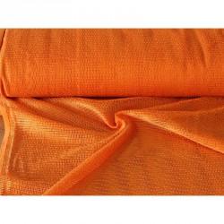 Záclona  Siťovaná -  3000 /oranžová , metráž