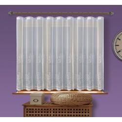 Hotová  žakárová záclona  Viktoria/ vzor 2211, 160x400cm