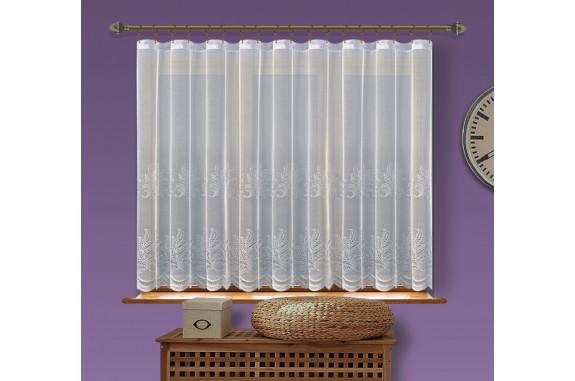 Hotová  záclona  Viktoria/ vzor 2211, 160x400cm