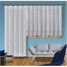 Hotová záclona Viktoria /Okno+balkon/ vzor 8190-2